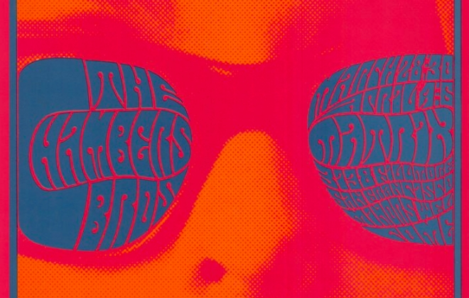 Trippy Music Posters From The 1960s