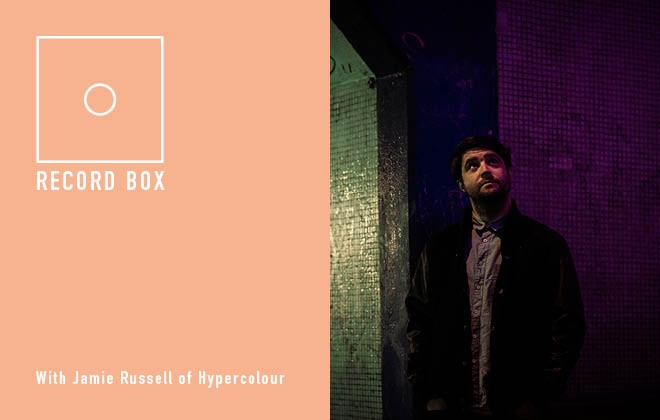 Record Box 8 with Jamie Russell of Hypercolour