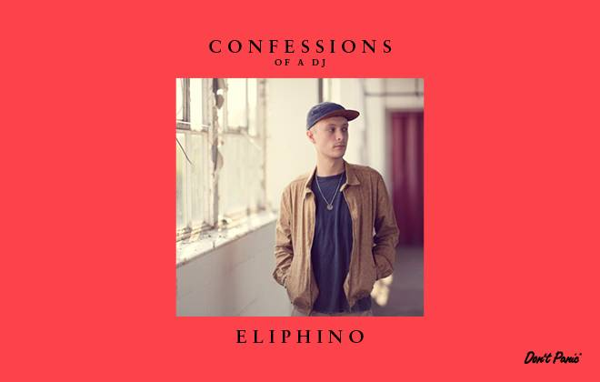 Confessions of a DJ: Eliphino