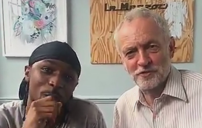 Now Grime Backs Labour, Here Are The Political Parties Of 4 Other Genres
