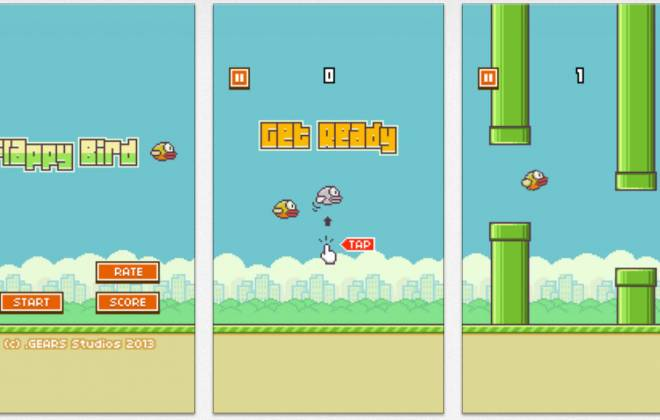 Flappy Bird 2: Return of the time-wasters
