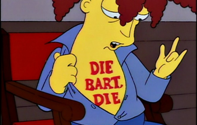 Sideshow Bob Will Finally Kill Bart (Temporarily)
