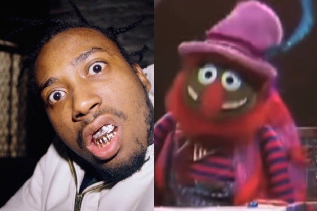 The Muppets X Ol' Dirty Bastard