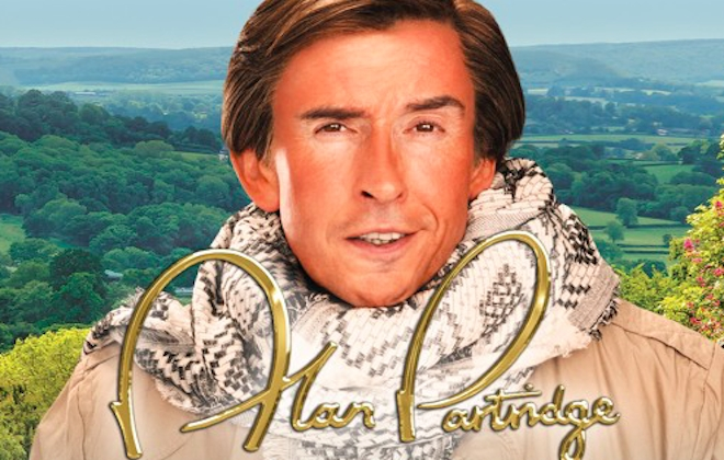Preview Alan Partridge's New Audiobook
