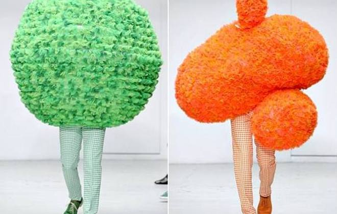 Ridiculous Catwalk Clothing