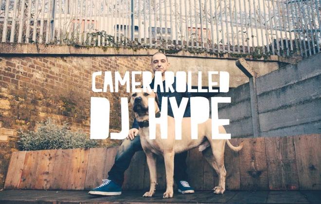 CameraRolled: DJ HYPE