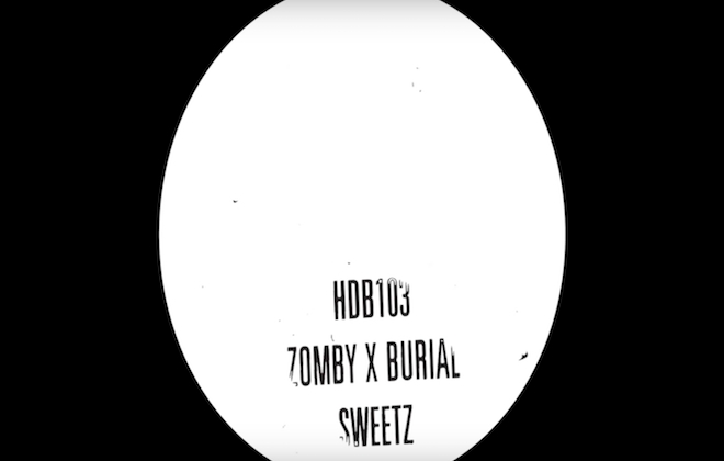 Zomby & Burial Collaborate For Sweetz