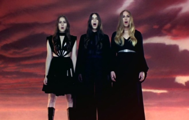 Haim Can Even Make Calvin Harris Sound Good!
