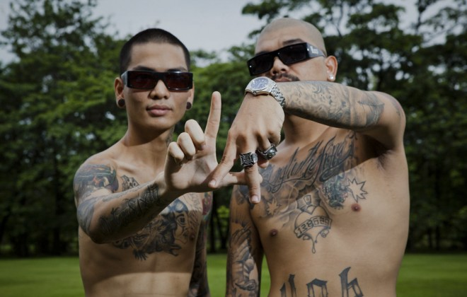 Thai Men Are Dressing Like Mexican Gangsters