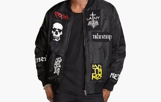 H&M Releases METAL Clothing Line