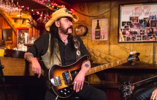 Shortly Before Lemmy's Death, Noisey Interviewed Motorhead's Frontman