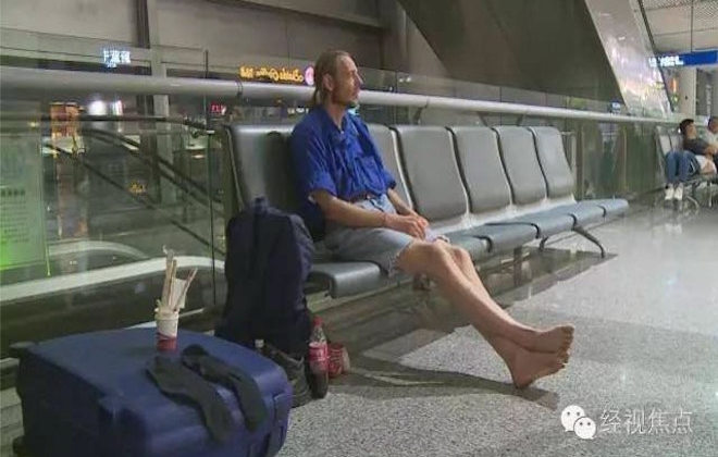 Dutch Man In China Hospitalised After Waiting 10 Days In Airport To Meet Online Girlfriend