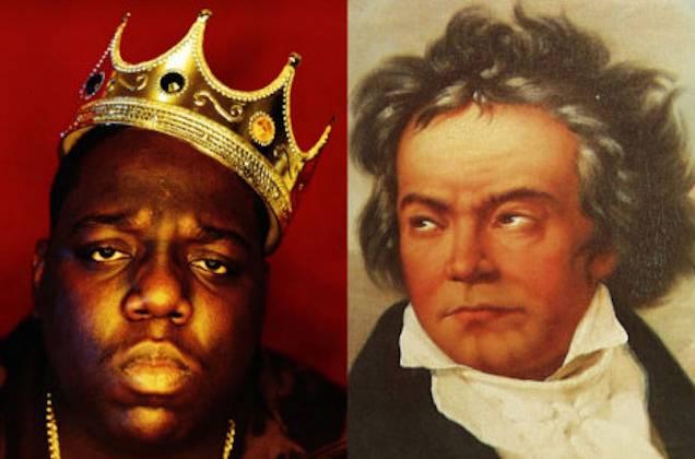 Biggie Beethoven: The Notorious BIG meets Ludwig Van B