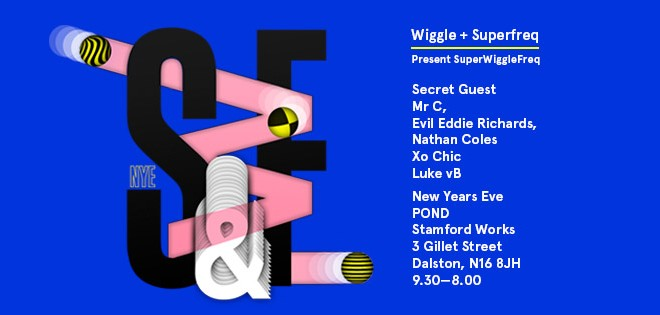 Head To Dalston For New Year's Eve!