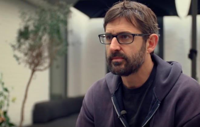 Louis Theroux Discusses His New Scientology Documentary
