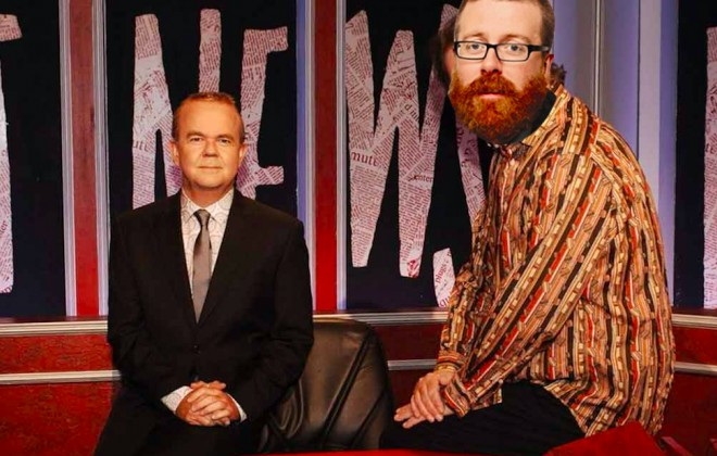 Frankie Boyle To Host Have I Got News For You This Friday