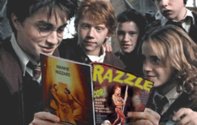 Harry Potter Erotica Between Hogwarts & A Giant Squid