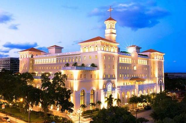 The Church of Scientology's New $145 million Headquarters