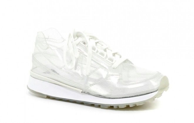 Le Coq Sportif Release Translucent Trainers, Raises Queries As To Why