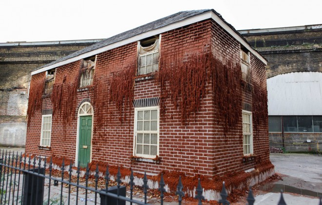London's Melting House Of Wax