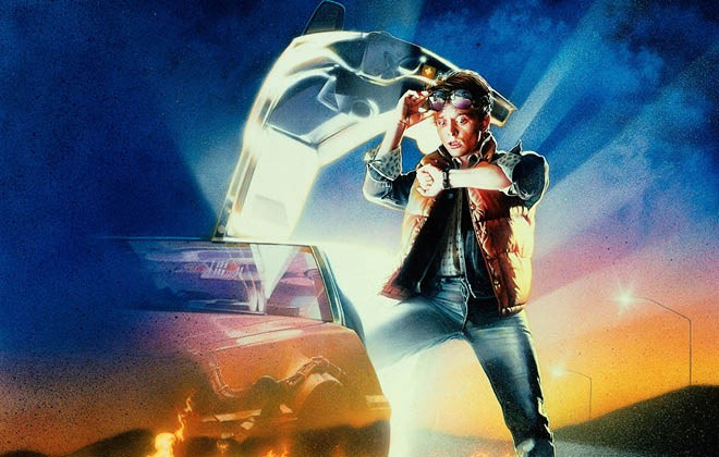 Secret Cinema Presents BACK TO THE FUTURE
