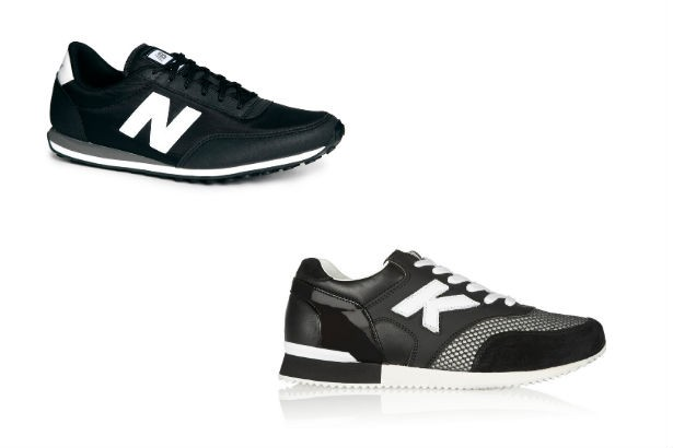 New Balance Is Taking Karl Lagerfeld To Court