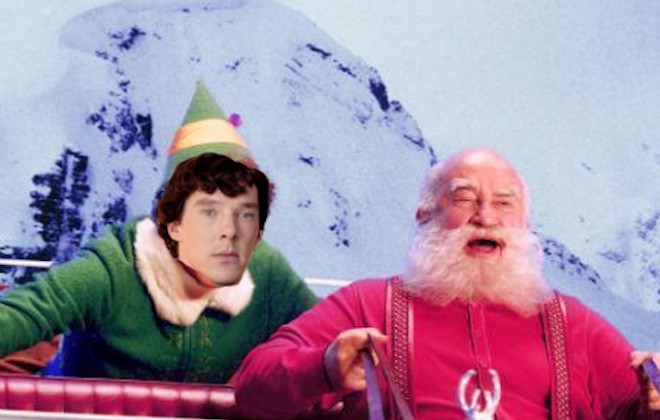 Benedict Cumberbatch's Christmas Wish List