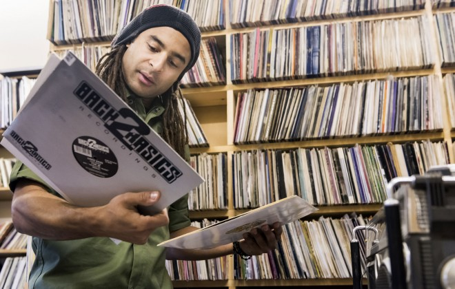 Mala vs the John Peel archives