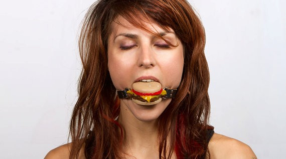 The Hamburger Gag