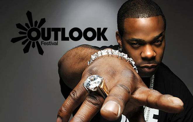 Outlook announces first wave of acts, including Busta Rhymes to headline the festival