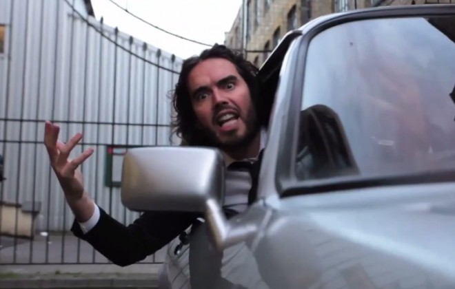 Russell Brand Responds To PARKLIFE!