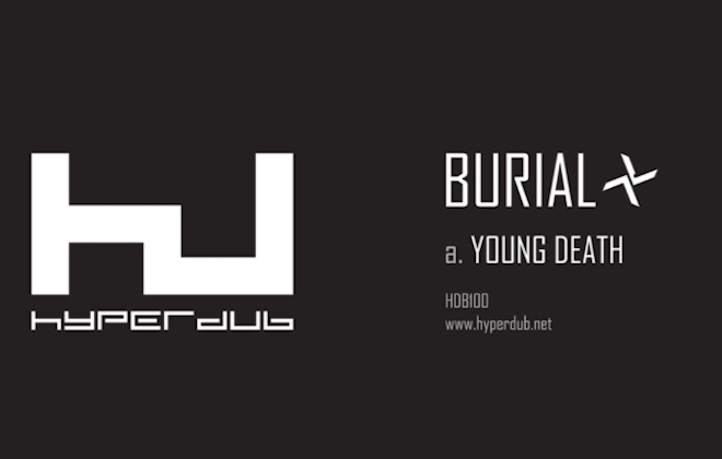 Stream Burial's New Record Young Death Here!