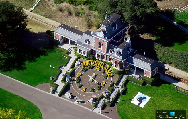 Michael Jackson's Neverland Ranch Is For Sale
