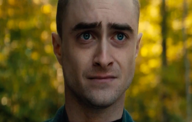 Daniel Radcliffe Improbably Plays Neo-Nazi In Upcoming Film Imperium