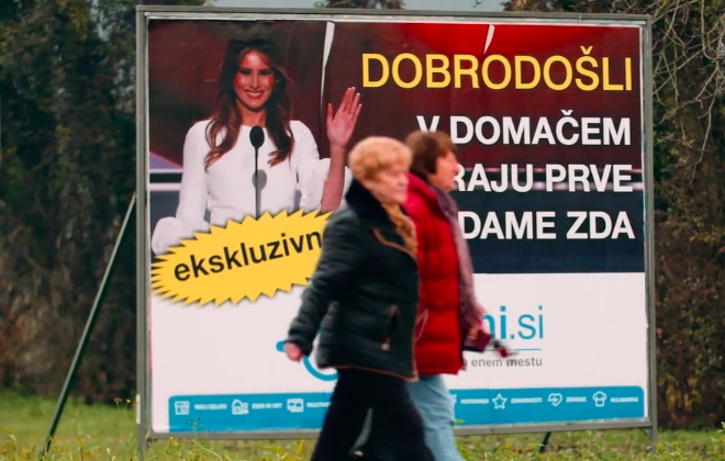 Melania Trump's Slovenian Hometown Reacts To Her Success