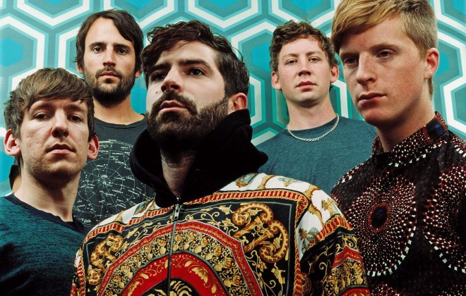 Foals Unveil New Track Ahead Of Record Store Day Release