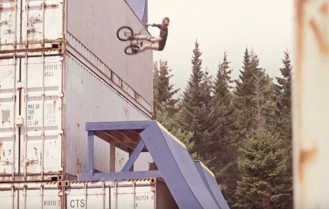 Nate Wessel Builds Action Sports' Most Impressive Ramps