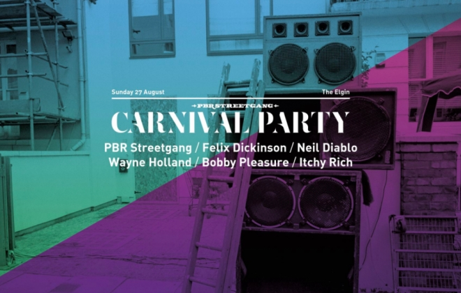PBR StreetGang Carnival Party