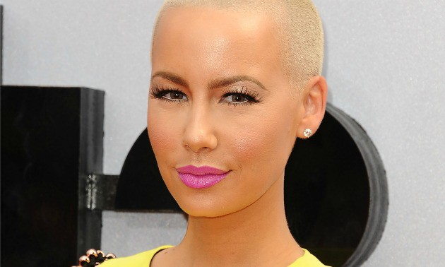 Amber Rose's new photos will make you want to cry