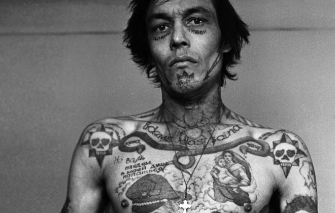 Did Someone Say Russian Criminal Tattoos?