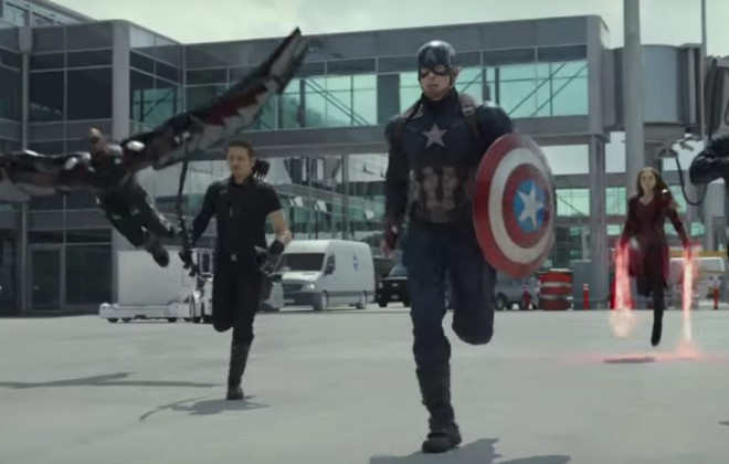 Trailer - Captain America: Civil War