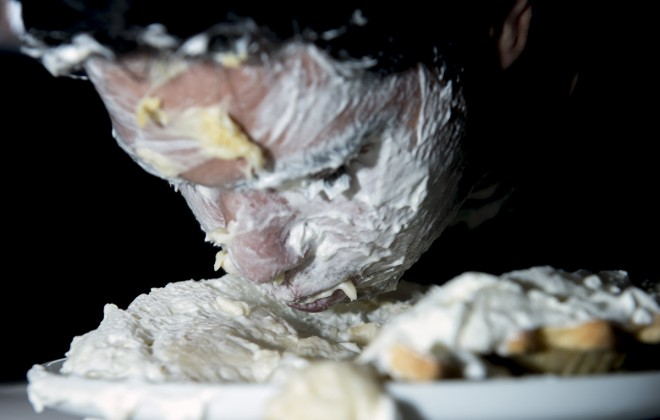 Intense Photos Depict The Frenzied Consumption Of Eating Contests