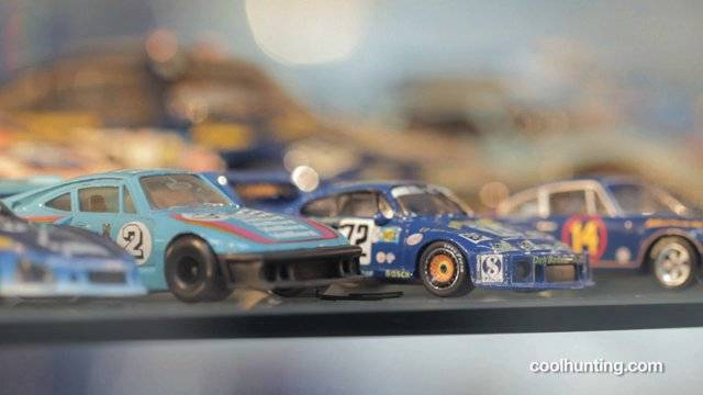 The World's Largest Toy Car Collection