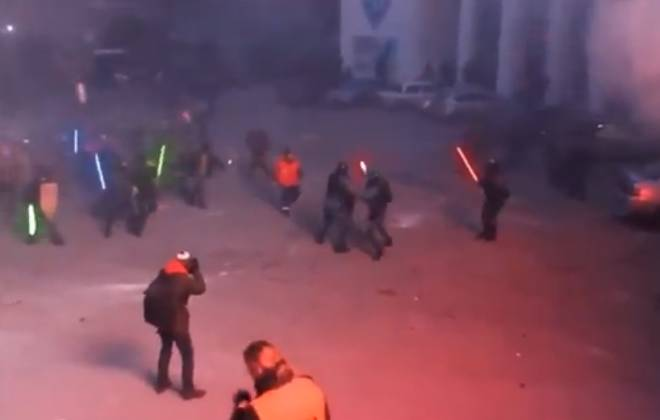 Light Sabers In Kiev