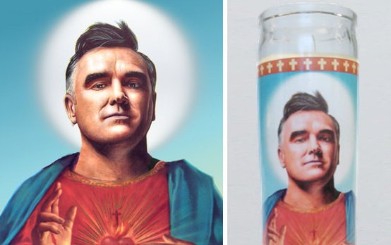 Celebrity Prayer Candles