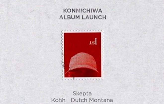 Live Stream Skepta's New Album Launch Now