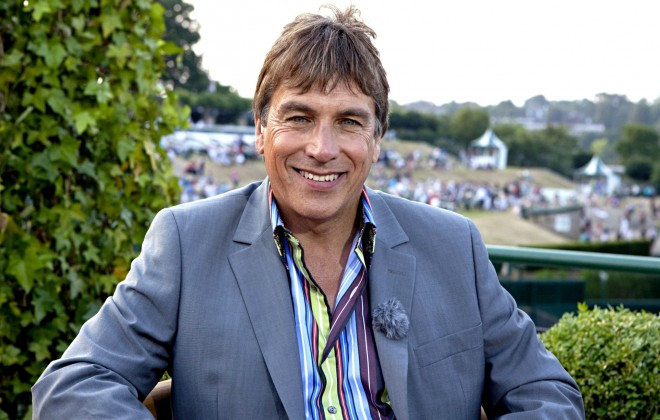 John Inverdale's Rose Cunted Glasses