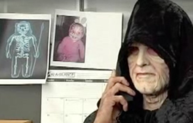 Emperor Palpatine Looks For A Job