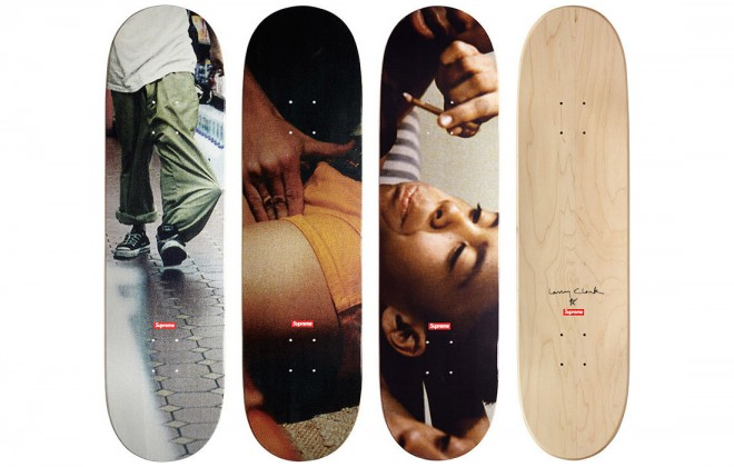 Supreme x Larry Clark's KIDS 20th Anniversary Collection