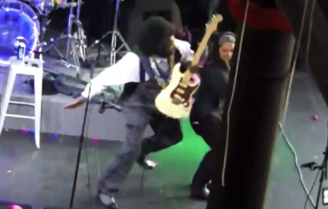 Afroman Ensures Finished Career Is Well And Truly Finished
